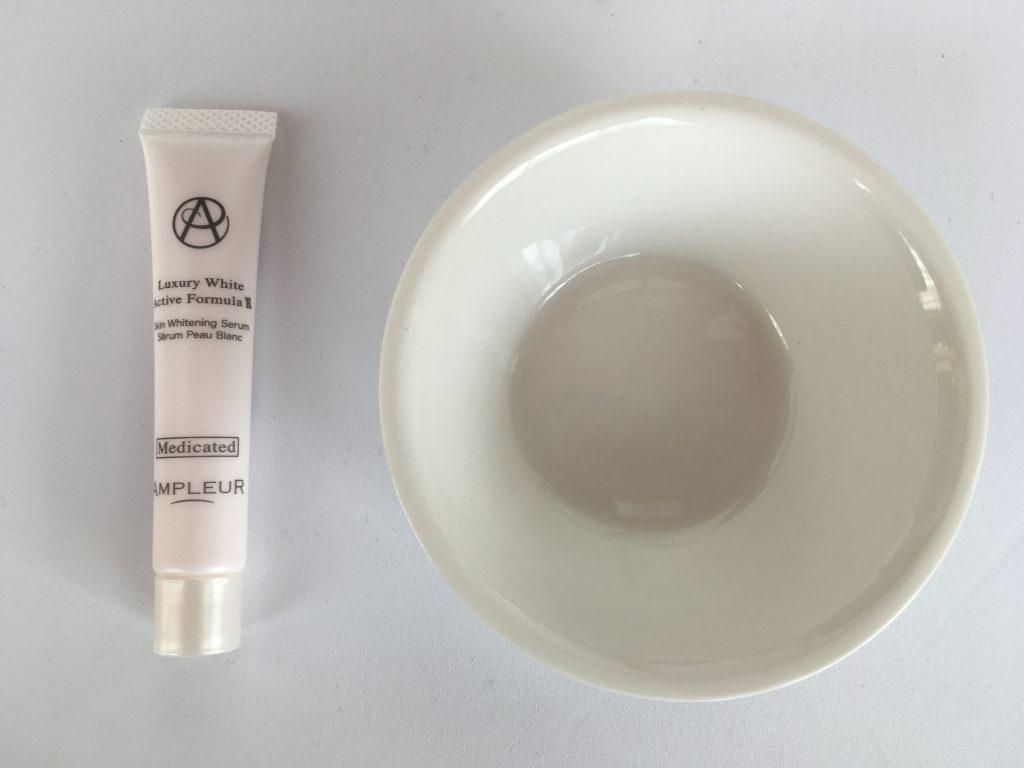 アンプルール薬用アクティブフォーミュラIIの成分・使い方(画像)薬用美白美容液の実力とは?