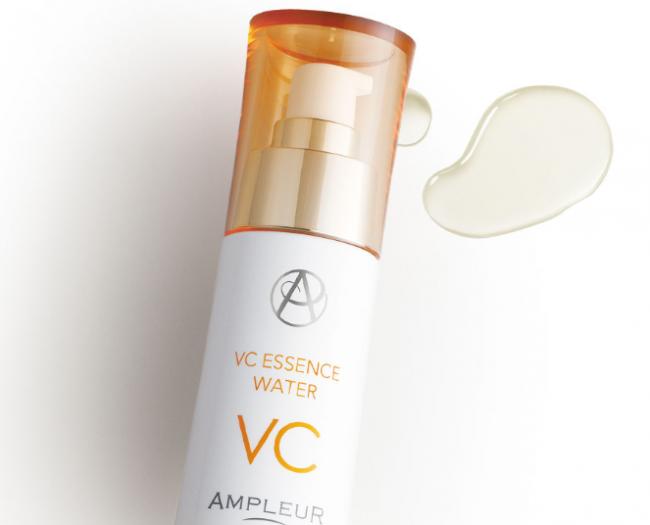 アンプルールVCエッセンスウォーターの口コミ 毛穴美容水の実力